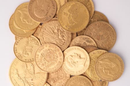 Gold in der Finanzkrise